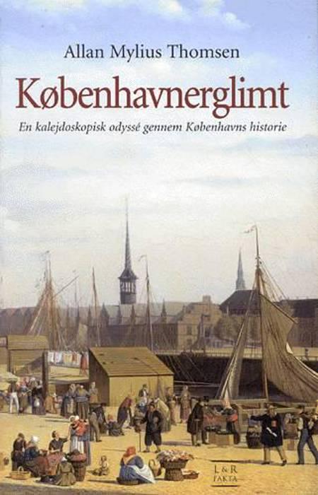 Københavnerglimt af Allan Mylius Thomsen