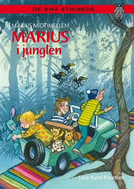 Marius i junglen af Line Kyed Knudsen