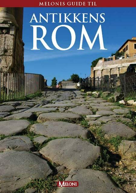 Melonis guide til antikkens Rom af Thomas Meloni Rønn