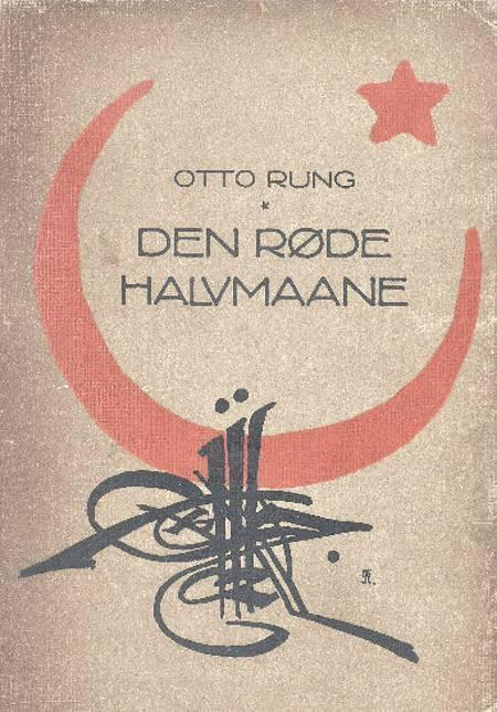 Den røde halvmåne af Otto Rung