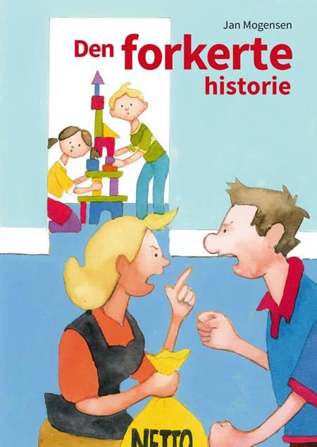 Den forkerte historie af Jan Mogensen