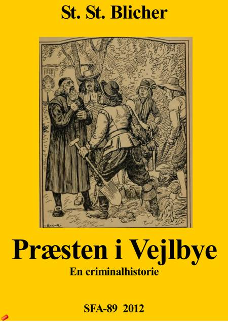 Præsten i Vejlby af Steen Steensen Blicher