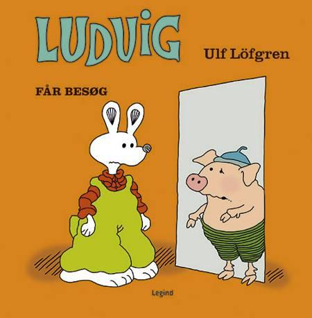 Ludvig får besøg af Ulf Löfgren