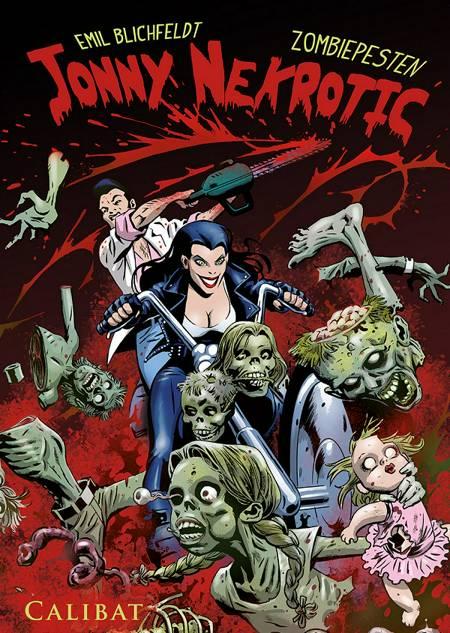 Zombiepesten af Emil Blichfeldt