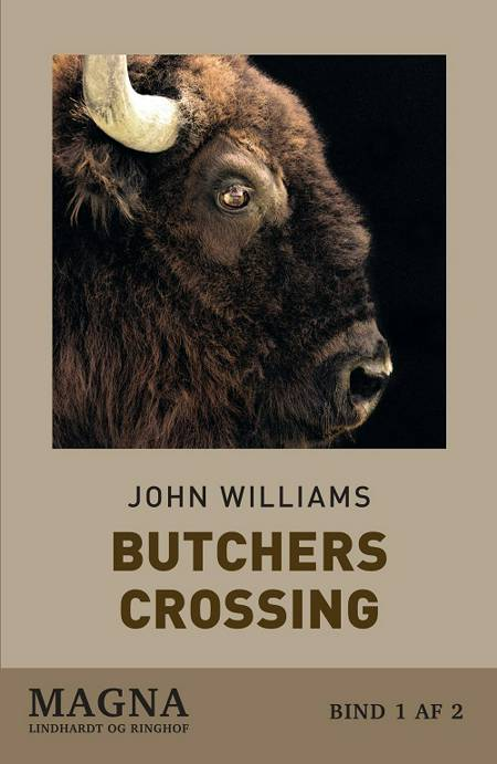 Butcher's Crossing af John Williams