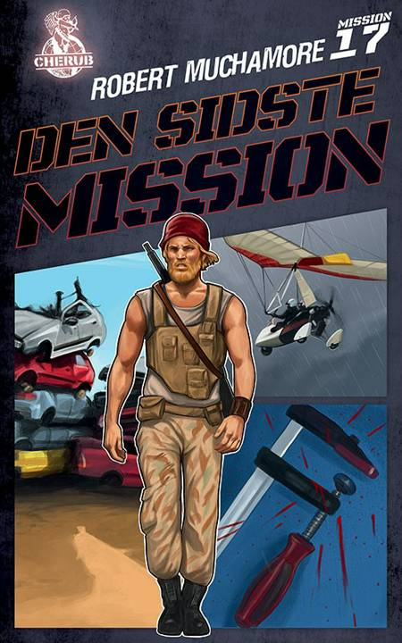 Den sidste mission af Robert Muchamore og Robert Mucharmore