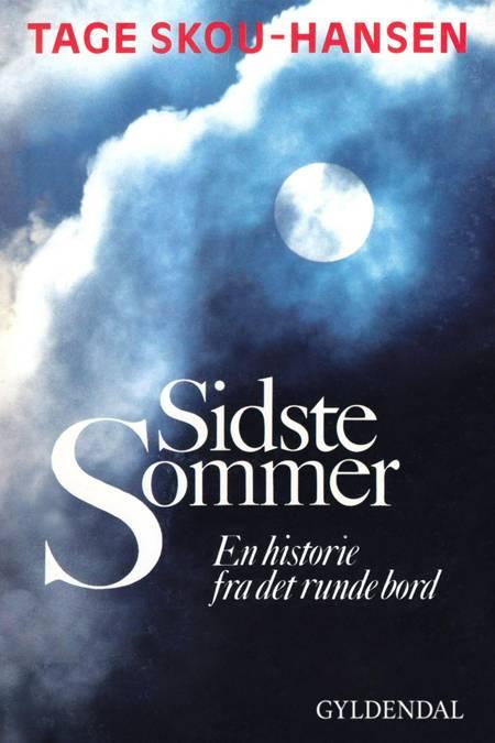 Sidste sommer af Tage Skou-Hansen