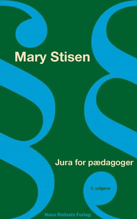 Jura for pædagoger af Mary Stisen