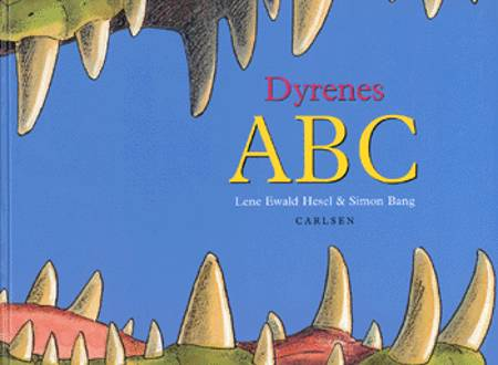Dyrenes ABC af Lene Ewald Hesel