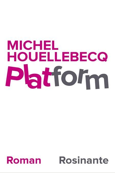 Platform af Michel Houellebecq