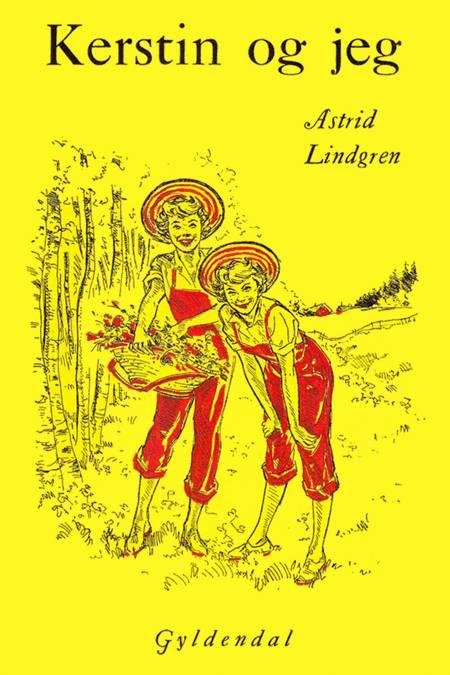 Kerstin og jeg af Astrid Lindgren