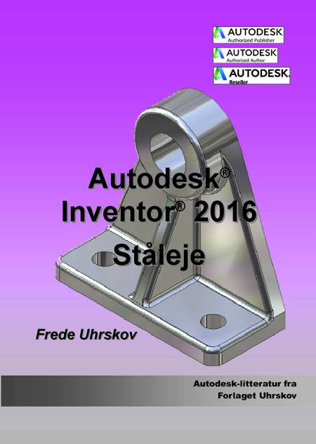 Inventor 2016 - Ståleje-ebog af Frede Uhrskov