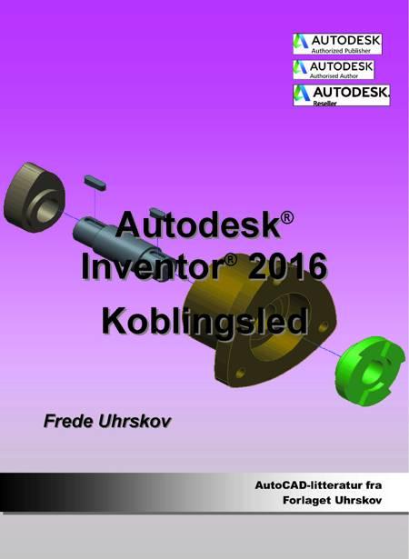 Inventor 2016 - Koblingsled-ebog af Frede Uhrskov