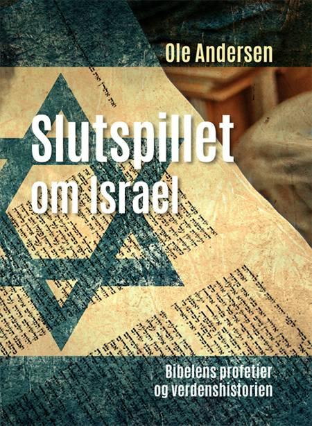 Slutspillet om Israel af Ole Andersen