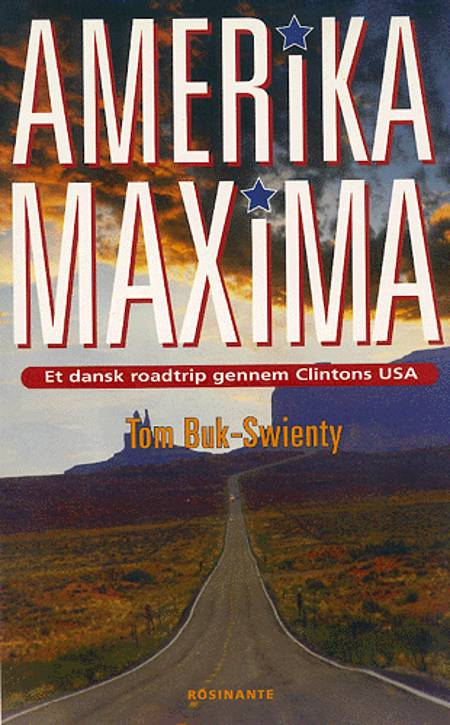 Amerika maxima af Tom Buk-Swienty
