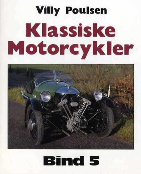 Klassiske motorcykler af Villy Poulsen