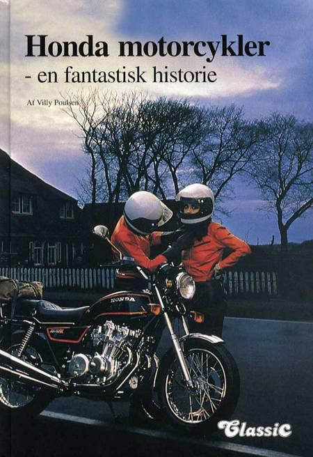 Honda motorcykler af Villy Poulsen