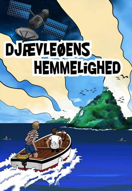 Djævleøens hemmelighed af Christina Nordstrøm, Kirsten Nordstrøm Hansen og Kirsten Norstrøm Hansen