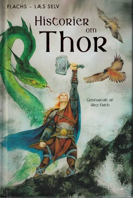 Historier om Thor af Alex Frith