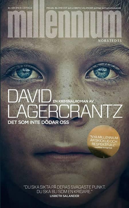 Det som inte dödar oss af David Lagercrantz