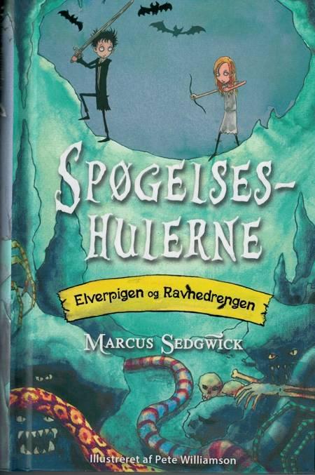 Spøgelseshulerne af Marcus Sedgwick