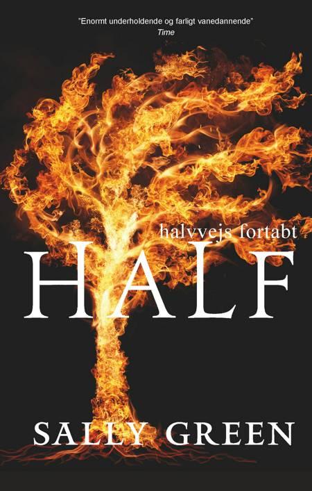 Half lost - halvvejs fortabt af Sally Green
