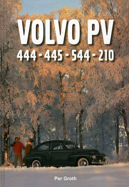 Volvo PV af Per Groth