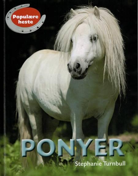 Ponyer af Stephanie Turnbull