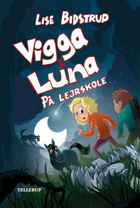 På lejrskole af Lise Bidstrup