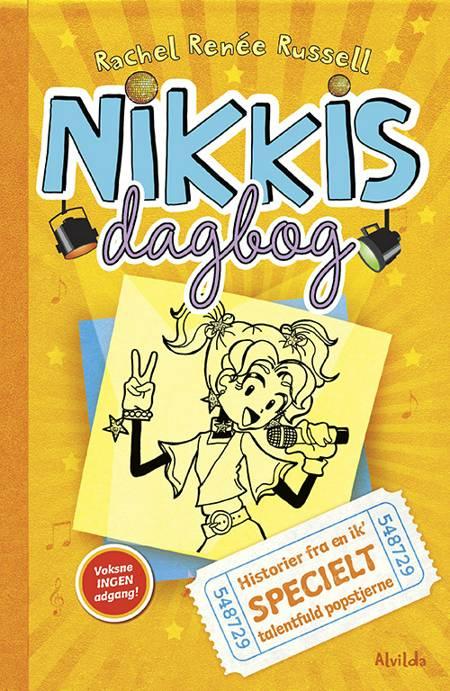 Nikkis dagbog 3 af Rachel Renée Russell