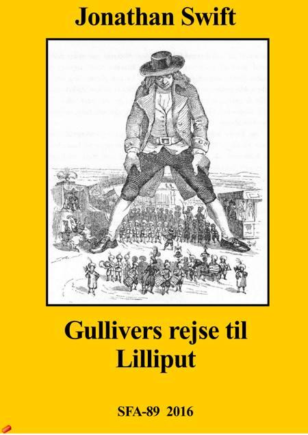 Gullivers rejse til Lilliput af Jonathan Swift