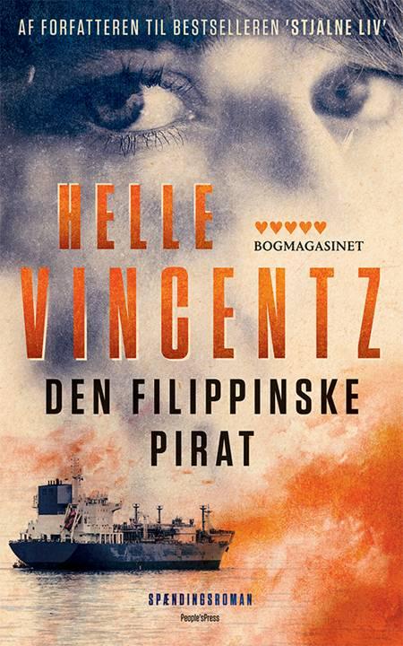 Den filippinske pirat af Helle Vincentz