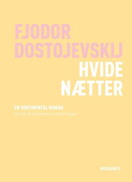 Hvide nætter af F. M. Dostojevskij