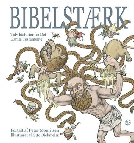 Bibelstærk af Peter Mouritzen