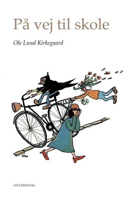 På vej til skole af Ole Lund Kirkegaard