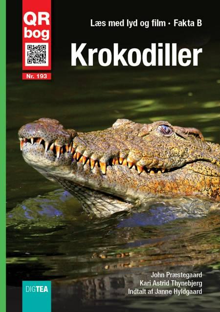 Krokodiller af John Præstegaard og Kari Astrid Thynebjerg