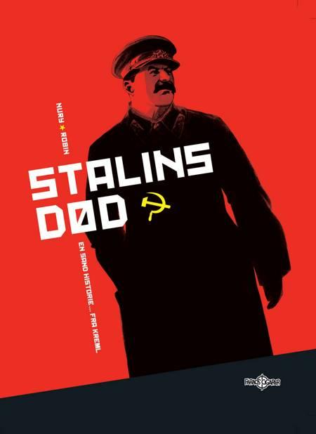 Stalins død af Thierry Robin og Fabien Nury