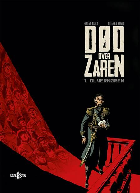 Død over Zaren af Thierry Robin og Fabien Nury