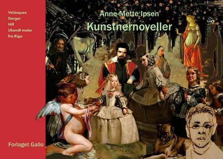 Kunstnernoveller af Anne Mette Ipsen
