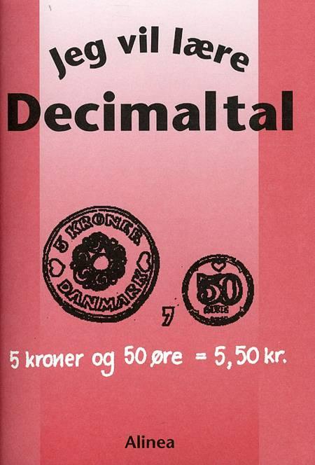 Jeg vil lære decimaltal af Kirsten von Müllen