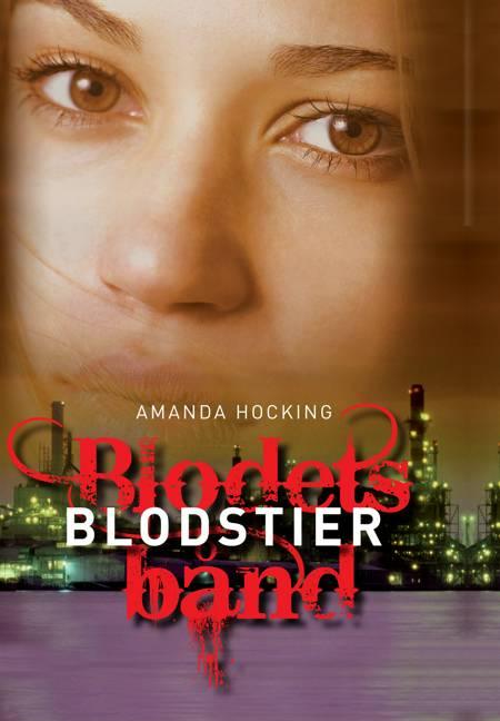 Blodstier af Amanda Hocking