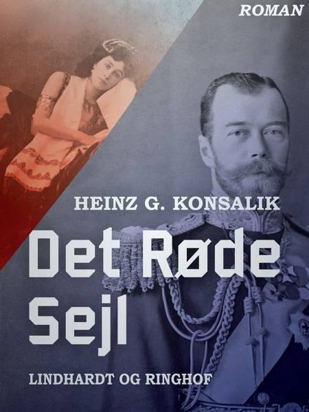 Det røde sejl af Heinz G. Konsalik