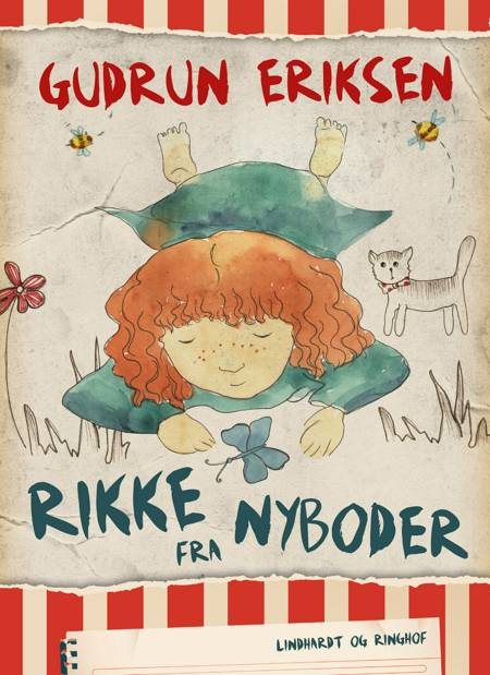 Rikke fra Nyboder af Gudrun Eriksen
