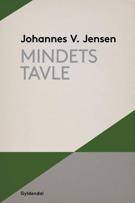 Mindets Tavle af Johannes V. Jensen