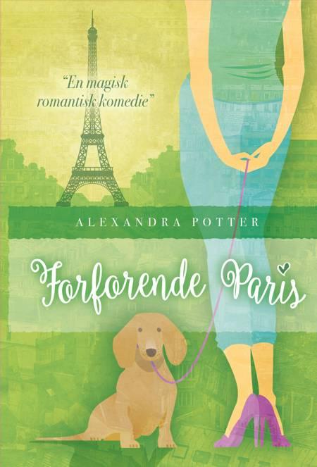 Forførende Paris af Alexandra Potter