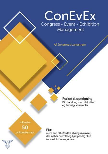 ConEvEx - congress, event, exhibition management af Johannes Lundstrøm