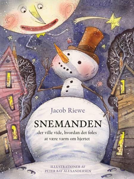 Snemanden der ville vide, hvordan det føles at være varm om hjertet af Jacob Riewe