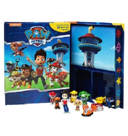 Nickelodeon Busy Book Paw Patrol