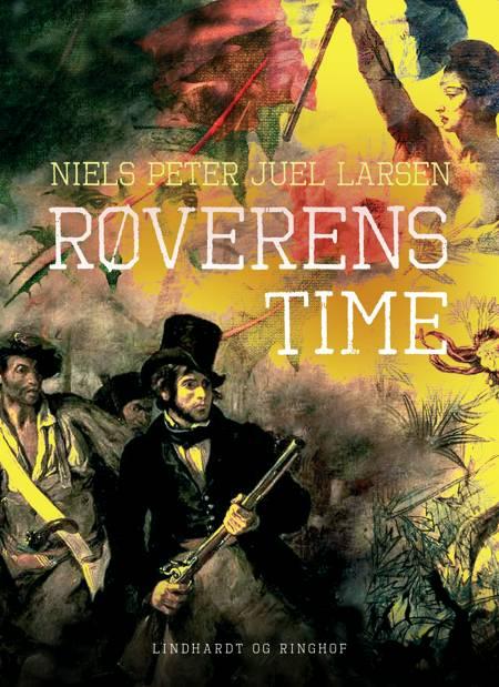 Røverens time af Niels Peter Juel Larsen