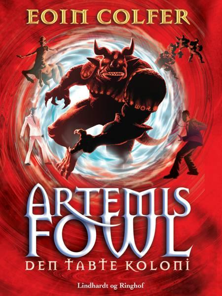 Artemis Fowl - den tabte koloni af Eoin Colfer